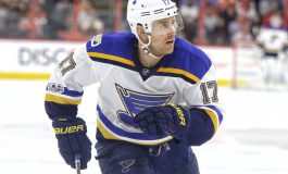 Blues Plagued by Injuries Yet Again