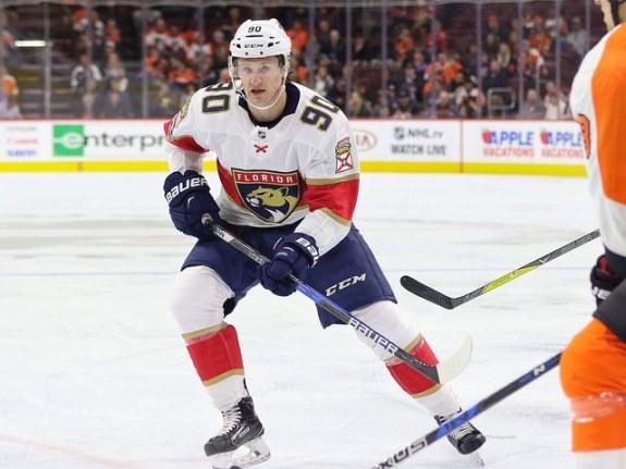 Jared McCann, Florida Panthers