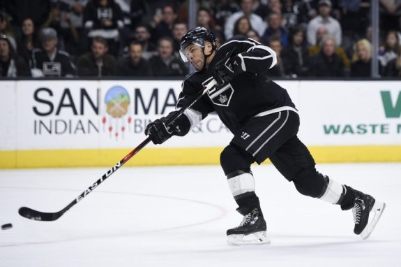 Jarome Iginla Kings