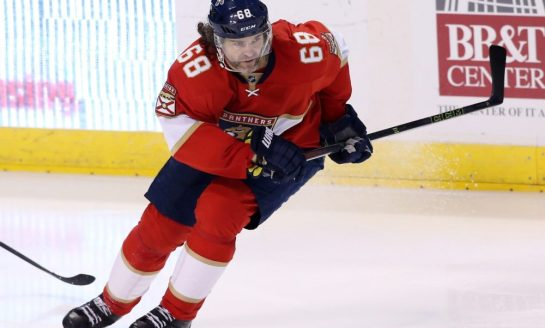Flames Should Sign Jaromir Jagr