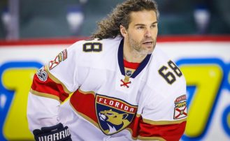 Off the Crossbar: Jagr Seeks Multi-Decade Contract