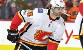 Jagr's Time With Flames Worth Every Minute