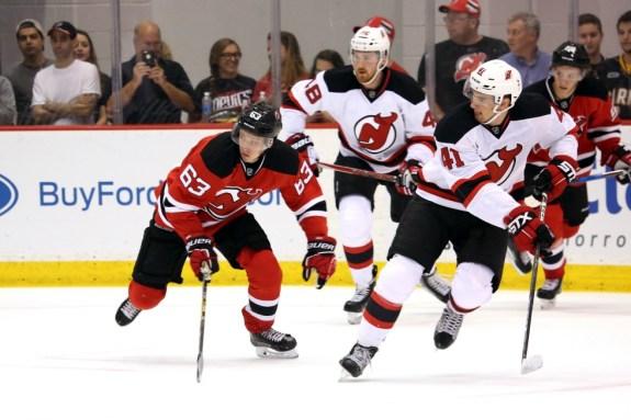 New Jersey Devils Forward Jesper Bratt