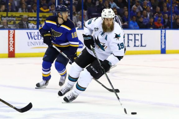 Joe Thornton Beard