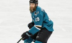 Father Time Visits Joe Thornton