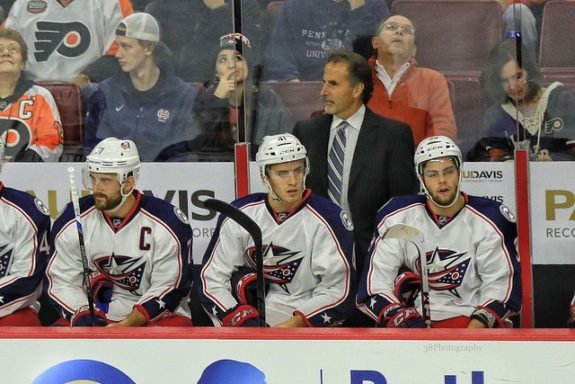 Blue Jackets 4, Hurricanes 1 | Dubinsky ends slump with big game