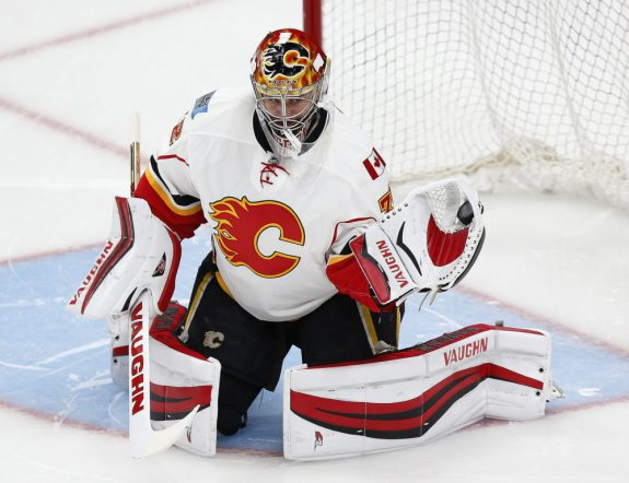 Jon Gillies Flames