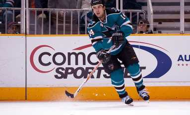 Jonathan Cheechoo Calls It a Career
