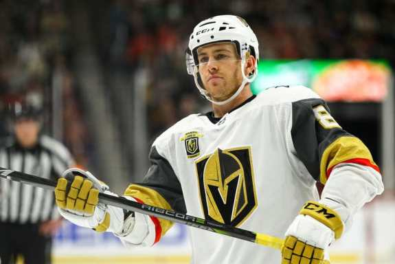 Golden Knights center Jonathan Marchessault