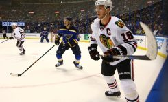 Preview: Blackhawks Visit Blues in Pre-Winter Classic Showdown