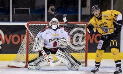 Khristich Faces New Challenge With the Edinburgh Capitals
