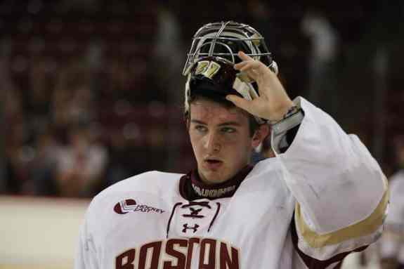 Joseph Woll Boston College