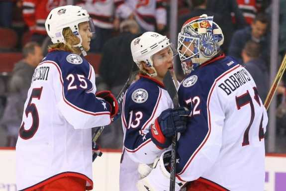 Bobrovsky and his teammates collectively must prevent another slow start. (Ed Mulholland-USA TODAY Sports)