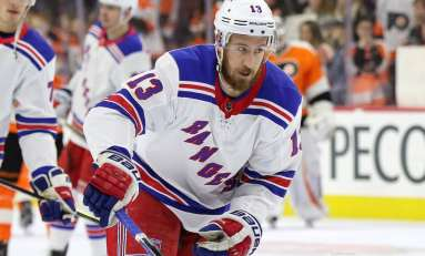 Kevin Hayes: Rangers Core or Trade Bait?