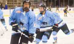 Beauts Banner Raising Invigorates Team & Fans Alike