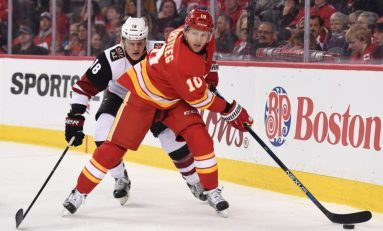 Young Flames Learn Lessons In Anaheim Losses