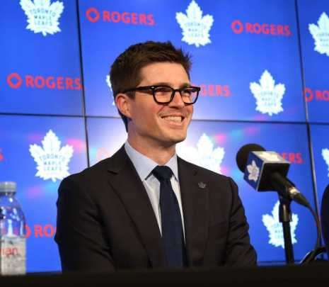 Maple Leafs Round Table: Dubbing Dubas' First Priority