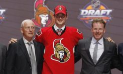 Senators Sign Logan Brown to Entry-Level Contract