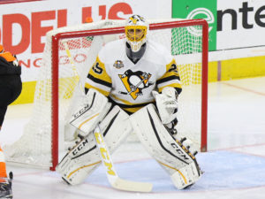 Marc-Andre Fleury (Amy Irvin / The Hockey Writers)