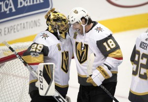 Marc-Andre Fleury James Neal Golden Knights