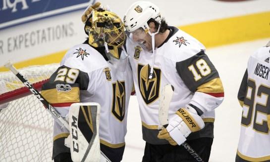 Golden Knights Must Decide Between Neal, Perron