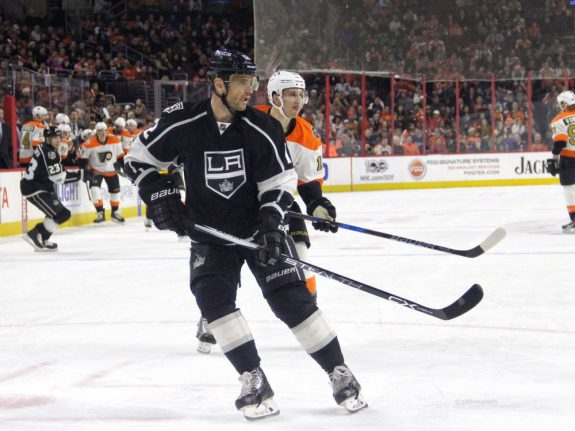 Marian Gaborik, Los Angeles Kings