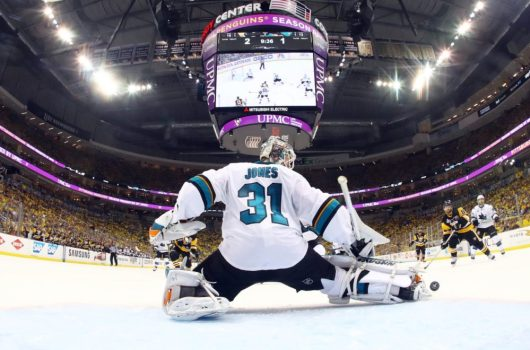 Martin Jones, San Jose Sharks, Fantasy Hockey