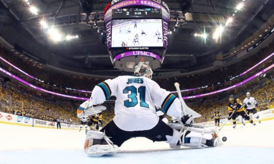 San Jose Sharks Answer a Different Question