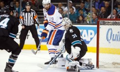 Sharks Unable to Wreck the Rig, Fall to Oilers