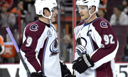Top Lines in Colorado Avalanche History