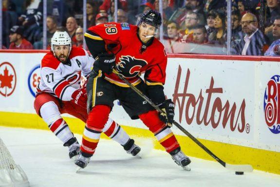 Matthew Tkachuk, Calgary Flames, Fantasy Hockey