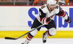 Young Players Look to Engage at Coyotes' Camp