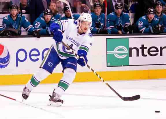 Michael Del Zotto Canucks