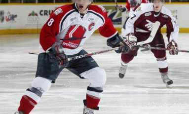 Spitfires Play on for Mickey
