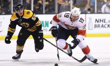 Panthers' Matheson Poised for Breakout Year