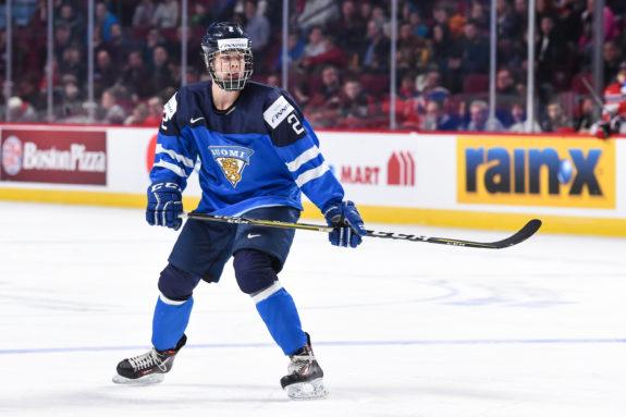 Miro Heiskanen, NHL, NHL Entry Draft, Dallas Stars