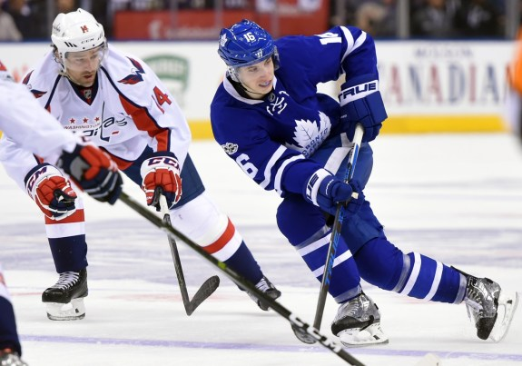 Mitch Marner, Toronto Maple Leafs