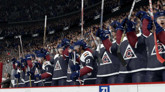 NHL 18 features needed