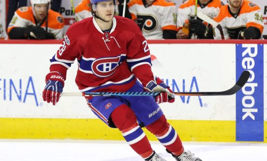 Nathan Beaulieu: Odd Man Out?