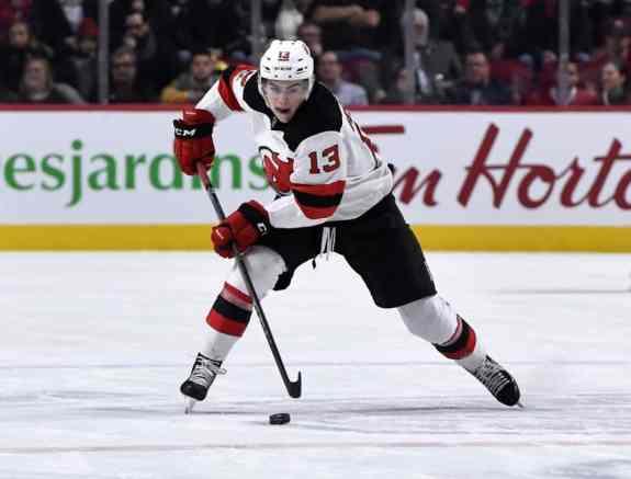 New Jersey Devils, Nico Hischier