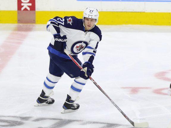 Nikolaj Ehlers, Winnipeg Jets, NHL