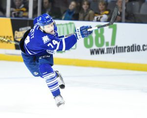 Owen Tippett, Mississauga Steelheads, OHL, NHL Entry Draft