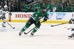 Former Detroit Red Wings forward Patrick Eaves.