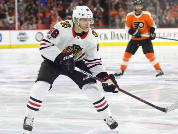 Patrick Kane, Blackhawks