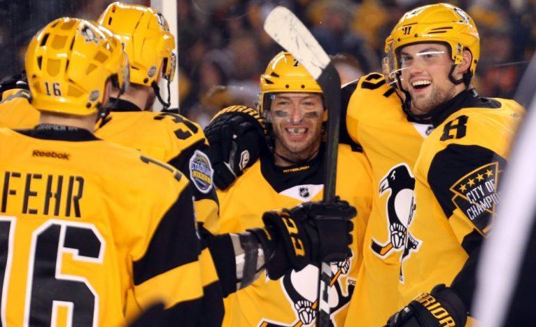 Stadium Series: Penguins Exorcise Outdoor Demons