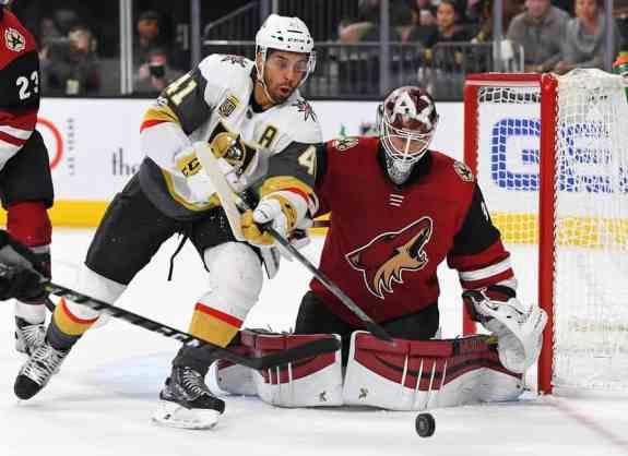 Vegas Golden Knights, Pierre-Edouard Bellemare, Expansion Draft