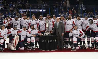 Cup Final for the Capitals, Finally