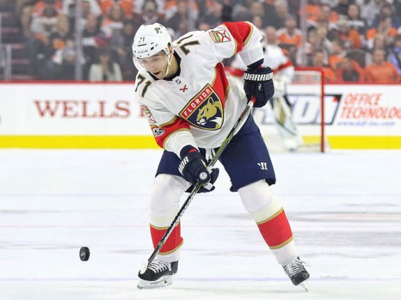 Radim Vrbata Florida Panthers