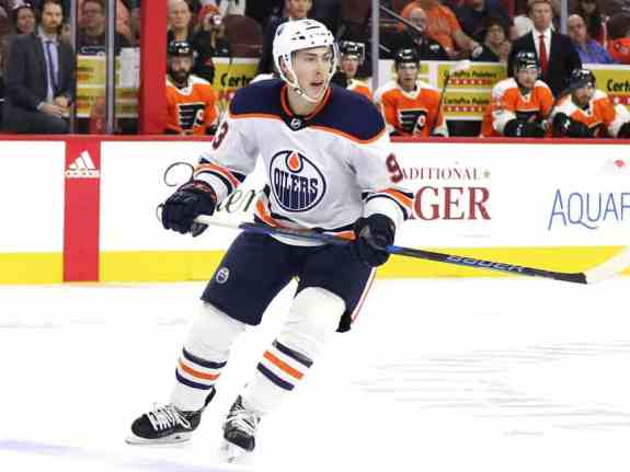 Ryan Nugent-Hopkins, Edmonton Oilers