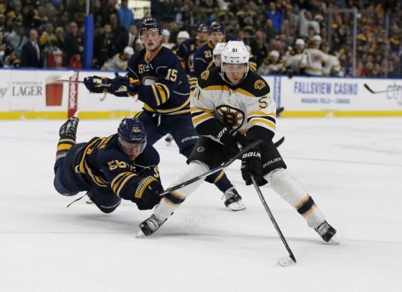 Ryan Spooner, Boston Bruins